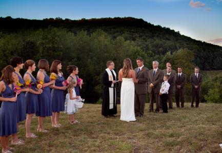 Wedding on Knob